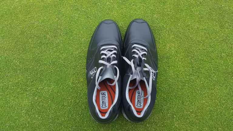 FootJoy 2017 Contour Casual golf shoe review