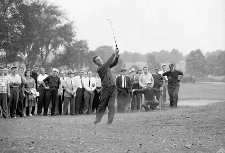Top 10 Arnold Palmer designed courses