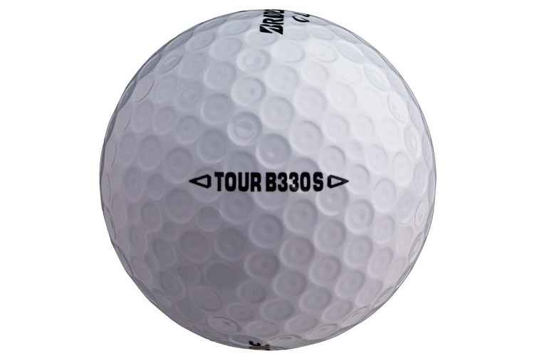bridgestone tour b330-s ball tiger woods