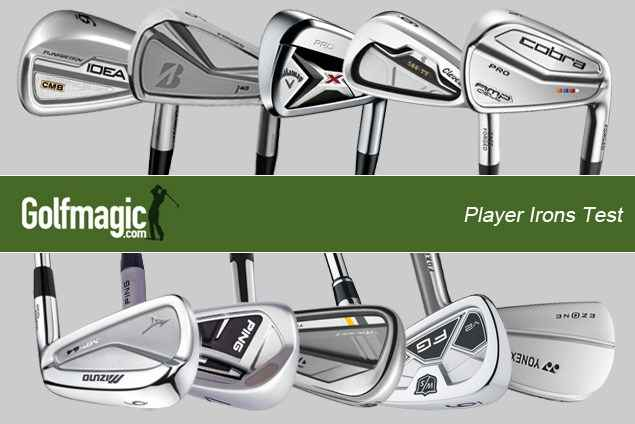 Ten of the Best: Player irons 2013 | Page 8 | GolfMagic