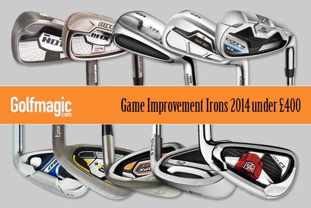 best irons in golf 2014