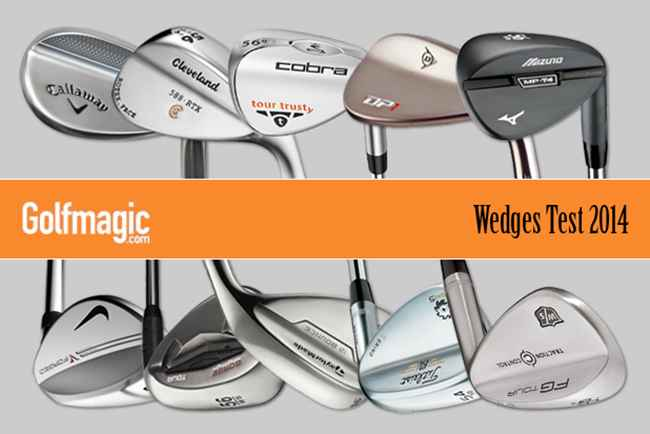 ab393ee58a1 Ten of the Best: Golf Wedges 2014 | GolfMagic