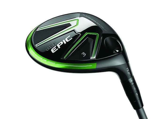 Callaway reveals Great Big Bertha Epic and Sub Zero fairway