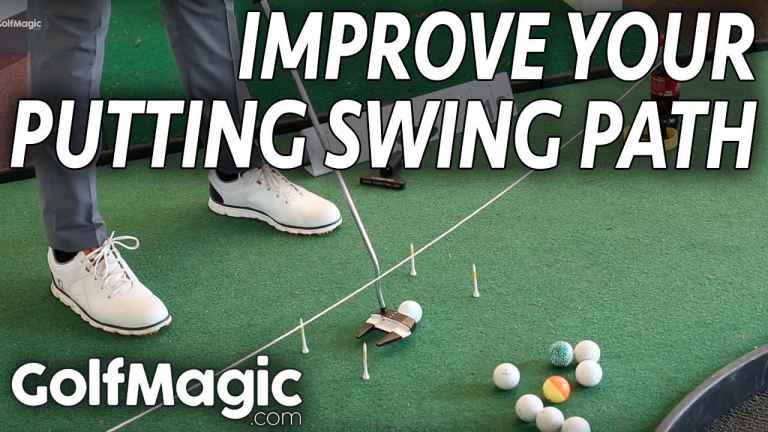 Best Golf Putting Tips #3: Improve Your Putting Swing Path