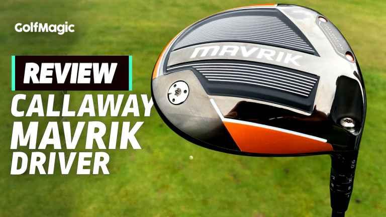 Callaway MAVRIK Driver Review