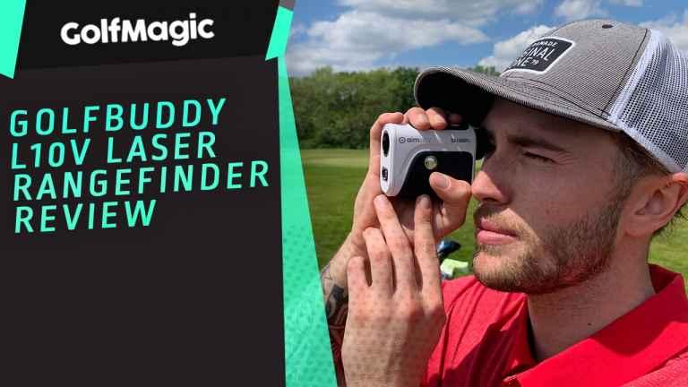 GolfBuddy L10V Laser Rangefinder Review