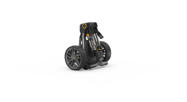 PowaKaddy upgrades Compact C2i electric trolley for 2018 | GolfMagic