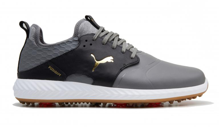 PUMA Golf Launch NEW Ignite CAGED Crafted Golf Shoe