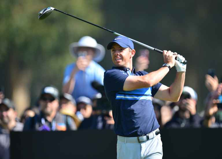 Rory McIlroy admits practice has stopped due to lack of 'purpose'