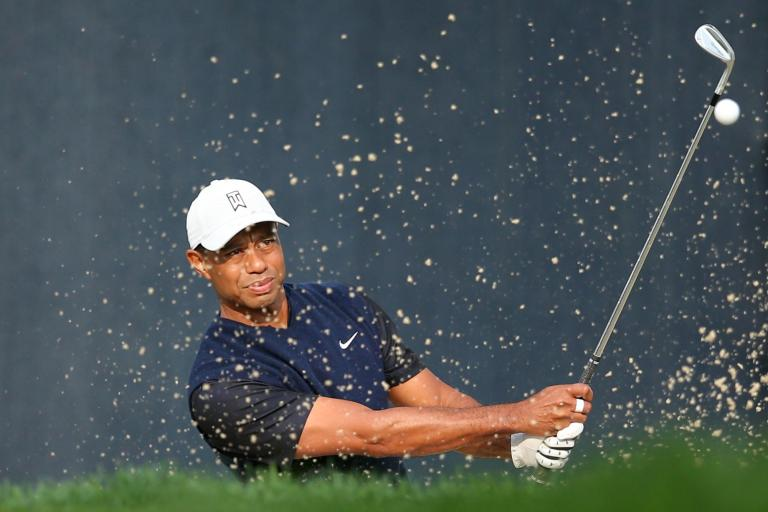 Which PGA Tour events will Tiger Woods play in 2021?