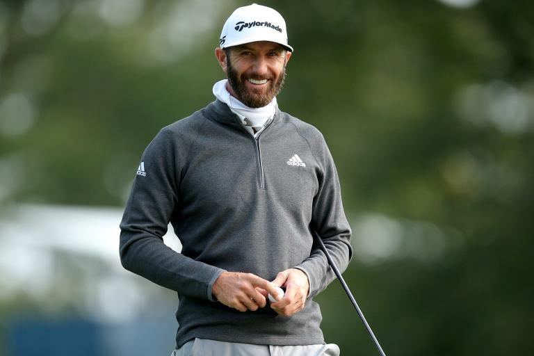 How to control your distance on the golf course like Dustin Johnson
