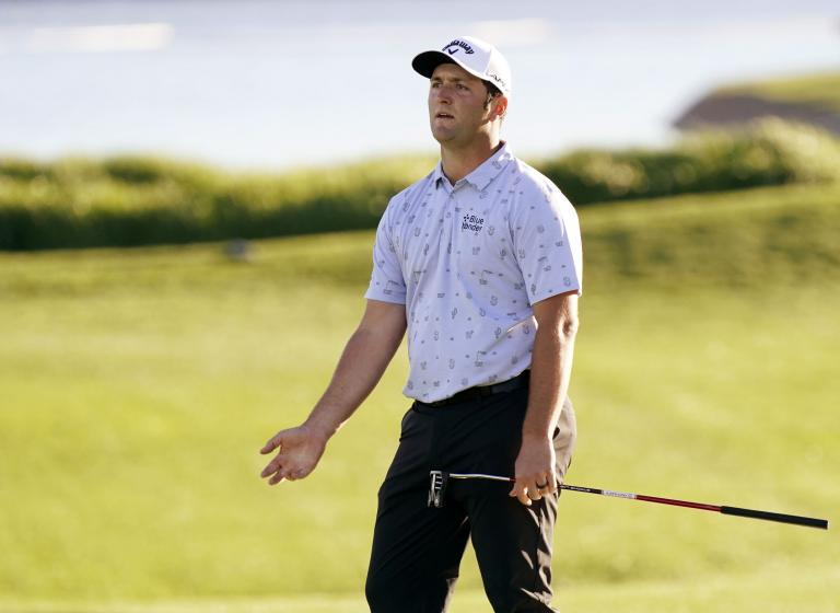 Jon Rahm switches from TaylorMade Spider X to Odyssey 2-Ball putter