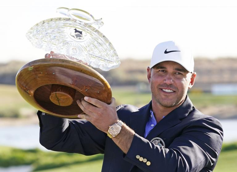 How much Brooks Koepka and the rest won at the Waste Management Phoenix Open