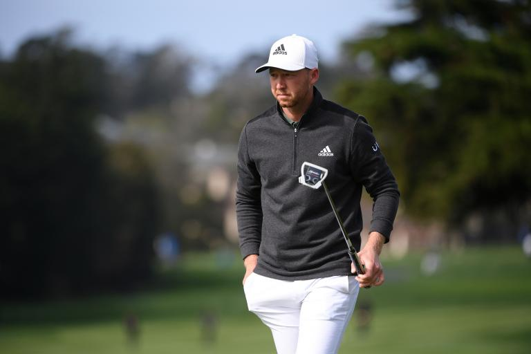 Daniel Berger wins fourth PGA Tour title at AT&T Pebble Beach Pro-Am