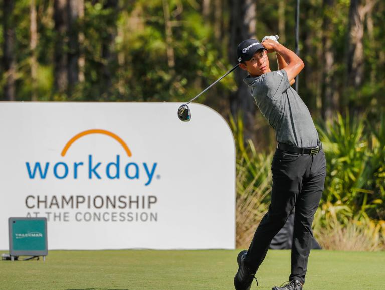 Collin Morikawa clinches WGC-Workday Championship
