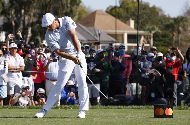 "Tiger Woods backs Bryson DeChambeau to win ""many more"" major championships"