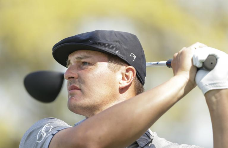 Bryson DeChambeau adds prototype 4.5 DEGREE driver to his bag for The Masters