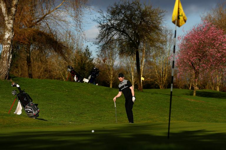Half of members play golf a week after restrictions lift in England