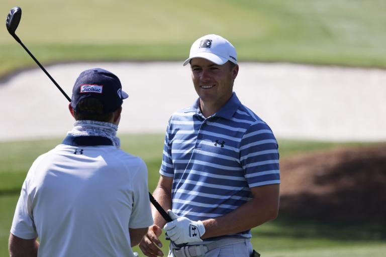 Eddie Pepperell makes SHIRTLESS bet on Jordan Spieth to win The Masters