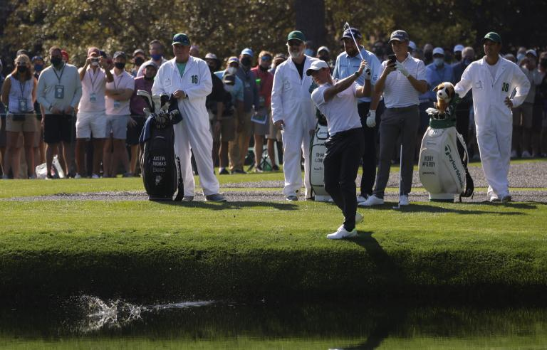 Justin Thomas missing Tiger Woods presence but ready for Augusta challenge