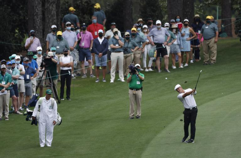 Bryson DeChambeau reveals WHY he struggled on Thursday at The Masters