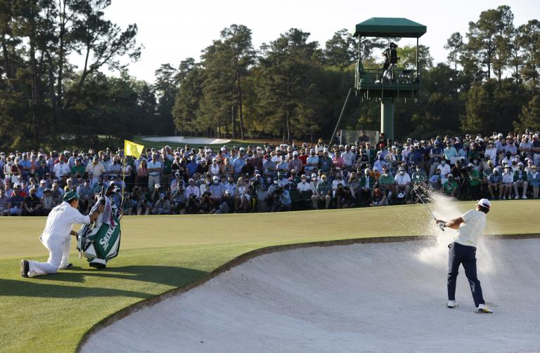 The Masters 2021: Golf fans react to the first major of the year