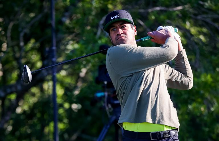 Could this be Tony Finau's week as the American leads on the PGA Tour again?
