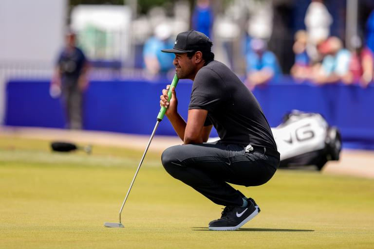 Tony Finau? What's in the bag of the World No. 14?