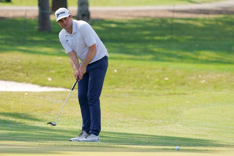 Could Keegan Bradley be the latest COMEBACK KID of 2021