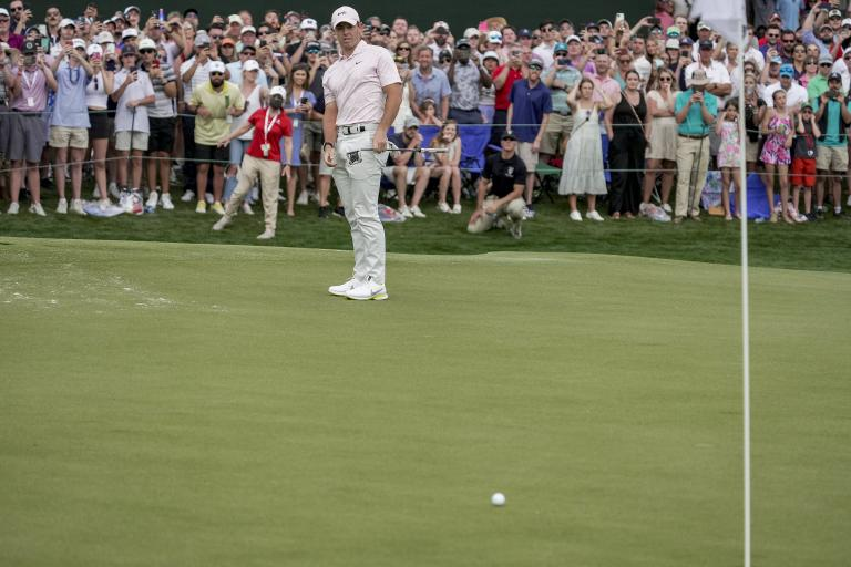 Rory McIlroy now the betting favourite for the PGA Championship