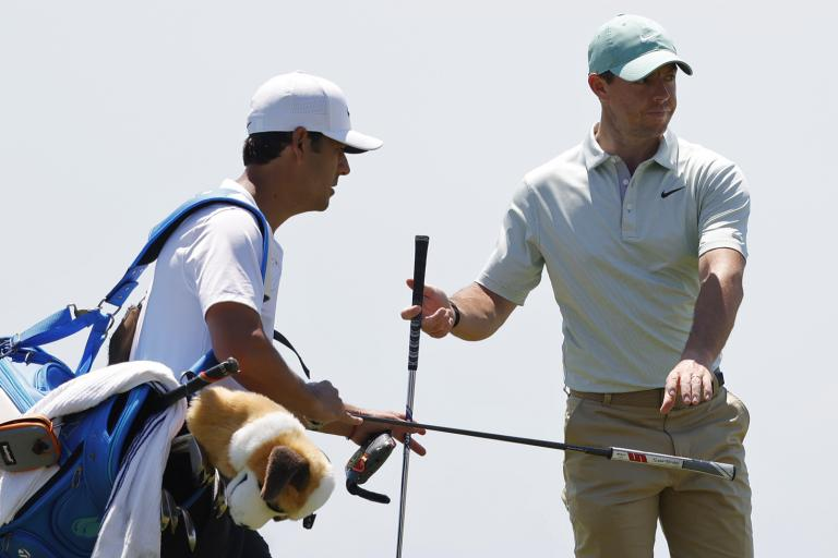 Rory McIlroy: What's in the bag of the four-time major champion?