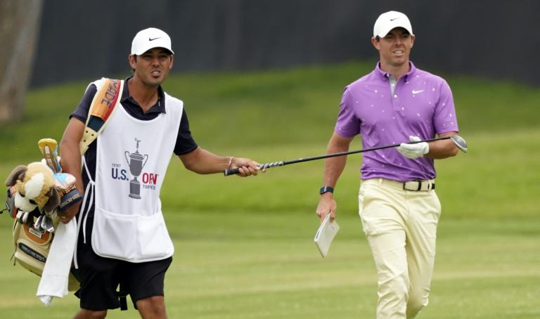 Rory McIlroy GATECRASHES United States Ryder Cup team meeting
