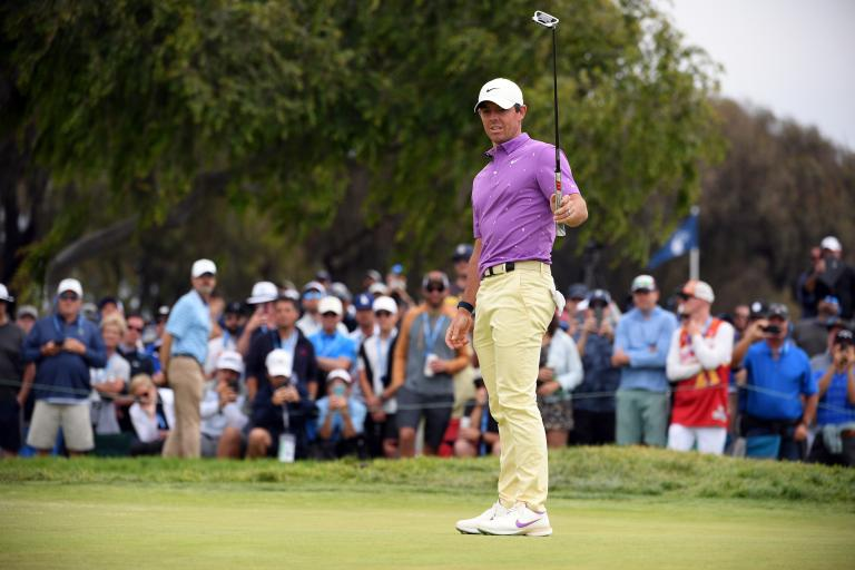 """Rory McIlroy on US Open close call: """"It's a BIG STEP in the right direction"""""""
