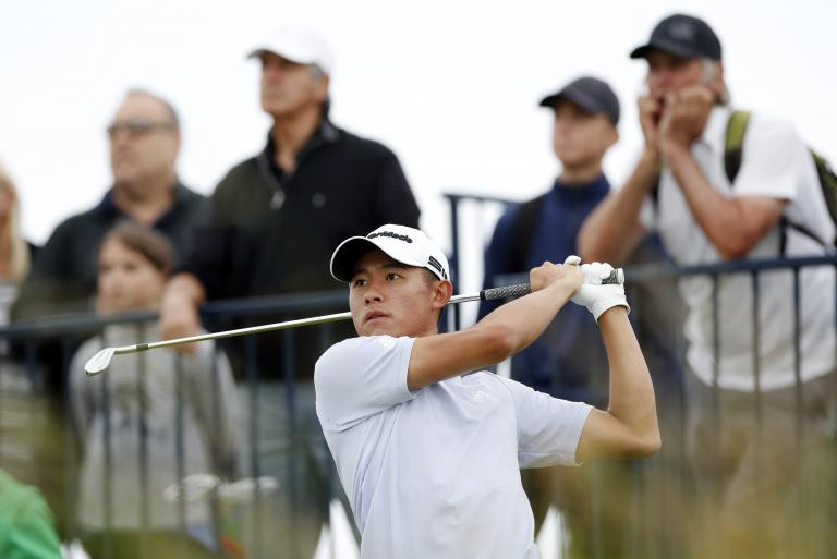 R&A confirms NO AUTOGRAPHS are allowed at The Open