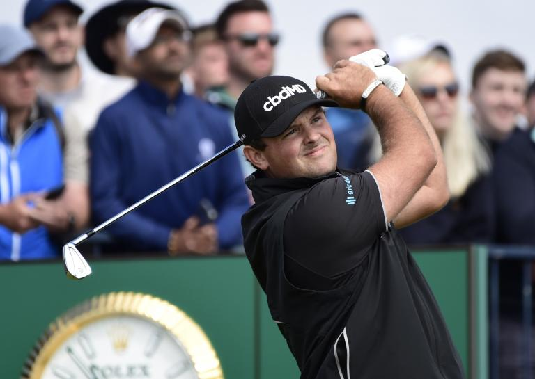 Patrick Reed is BACK in G/FORE shirts - has his Castore deal ENDED already?!