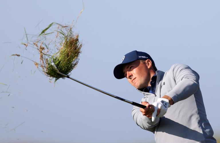 Louis Oosthuzen LEADS BY TWO heading into the weekend at The Open