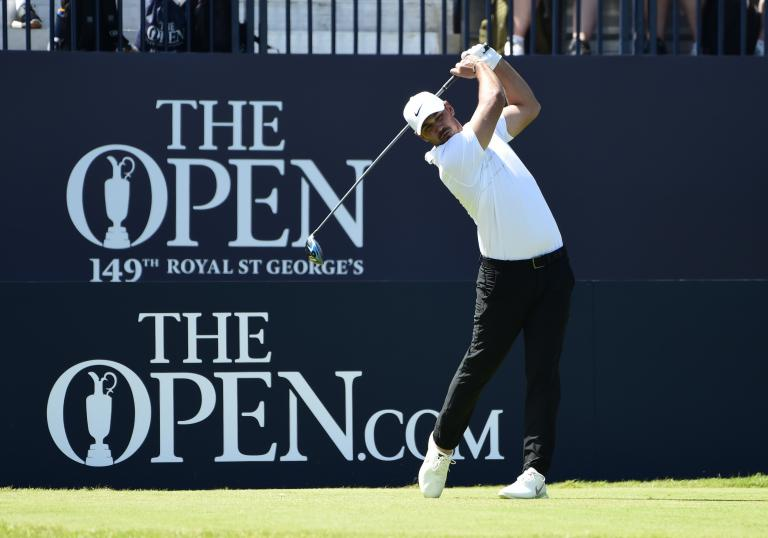 """""""I didn't have a chance to win. That's disappointing"""": Brooks Koepka on The Open"""