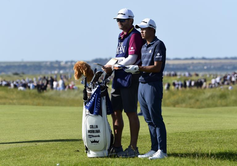 REVEALED: There were 29 DIFFERENT GOLF BAG SETUPS at The Open!