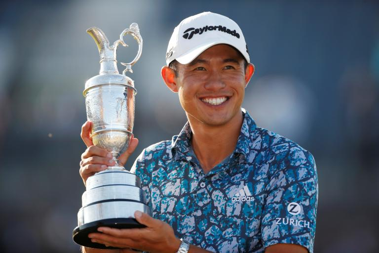 Olympic Men's Golf Tournament: R1 and R2 Tee Times