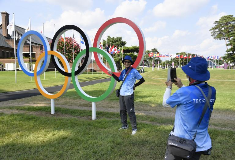 """Rory McIlroy: """"I NEVER dreamed of an Olympic gold medal"""""""