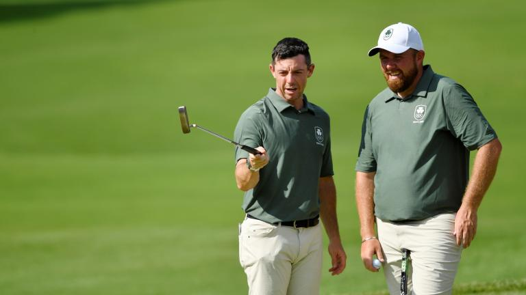 """""""I've been proven wrong this week"""": Rory McIlroy on golf at the Olympic Games"""