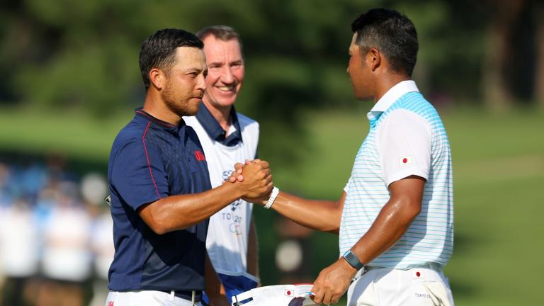 Xander Schauffele wins Olympic Gold Medal after thrilling finish in Japan