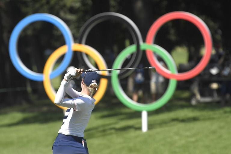Nelly Korda shoots 9-UNDER 62 to open up four-shot lead at Olympics