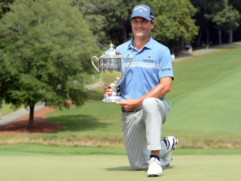 How much Kevin Kisner and others won at the PGA Tour's Wyndham Championship