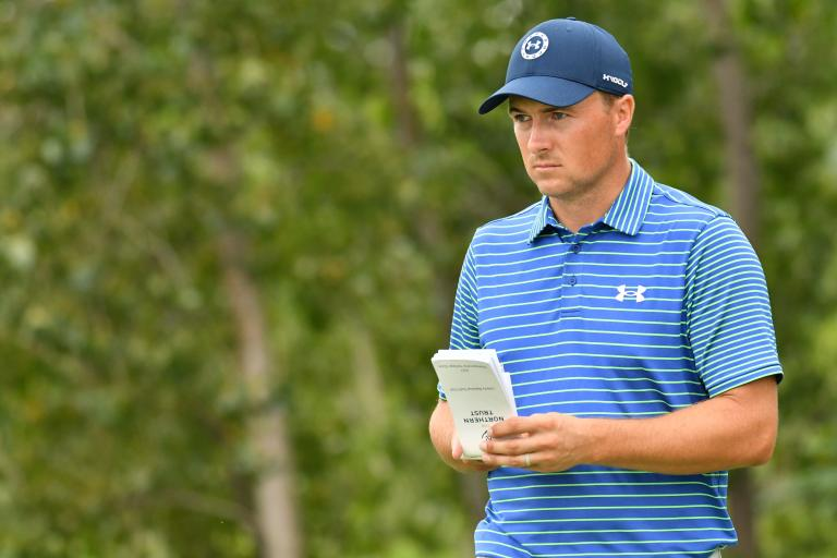 Jordan Spieth sets UNWANTED PGA Tour record at the Northern Trust