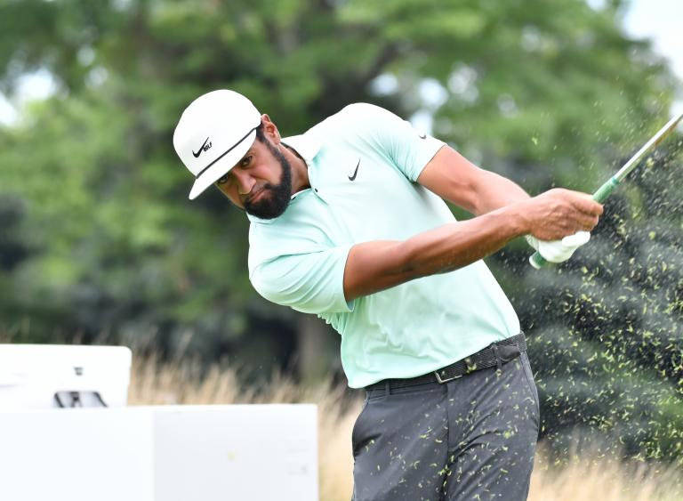 Tony Finau ends 5 year winless drought by securing Northern Trust title