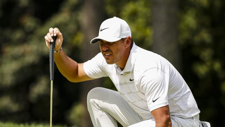 Could Billy Horschel or Patrick Reed replace Brooks Koepka at Ryder Cup?