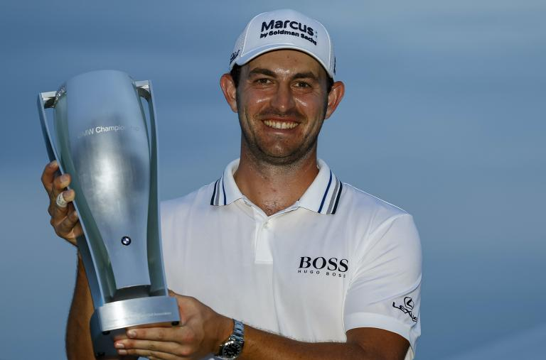 Patrick Cantlay BEATS Jon Rahm to PGA Tour Player of the Year Award