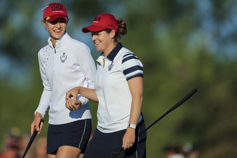 Solheim Cup: Was Nelly Korda controversy the WORST ruling ever?