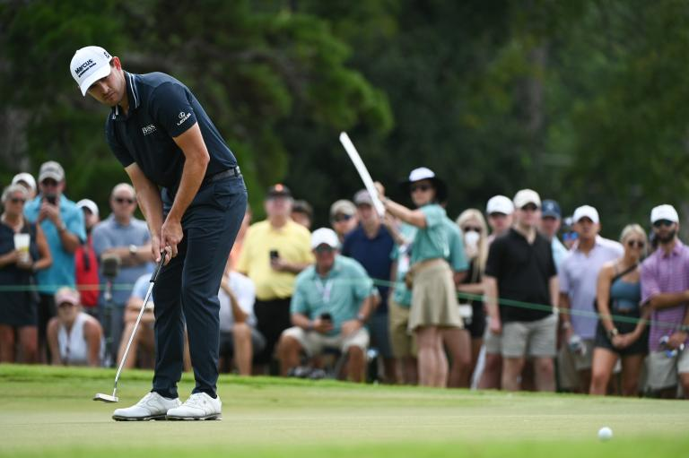 Patrick Cantlay wins the PGA Tour's FedEx Cup with Tour Championship victory